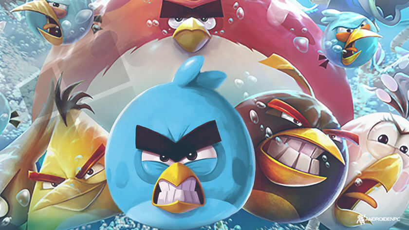 ▷ Descargar Angry Birds 2 para PC 【2019】- androidenpc com