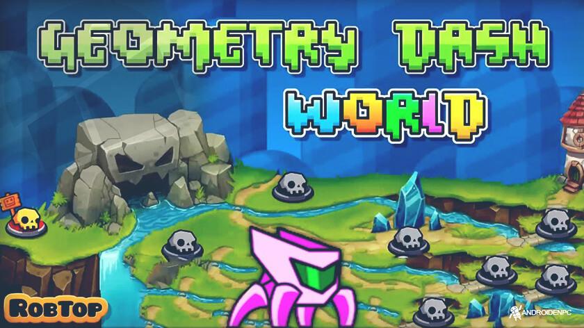 geometry dash world pc without bluestacks