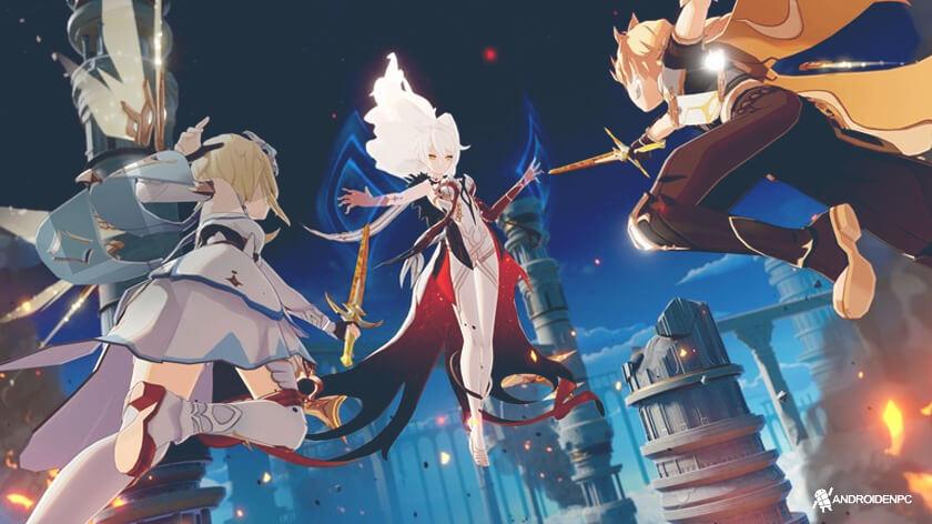 Guía para subir el nivel en Genshin Impact: Cómo subir de nivel a personajes, armas y objetos