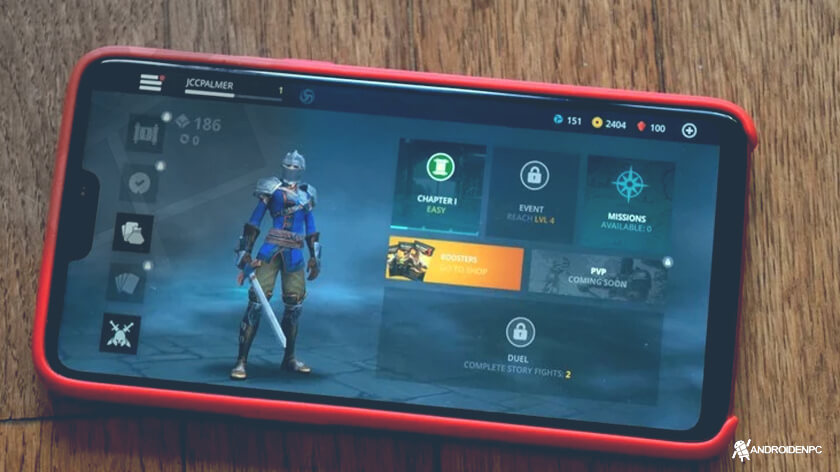 Best Fighting Games for Android 2020